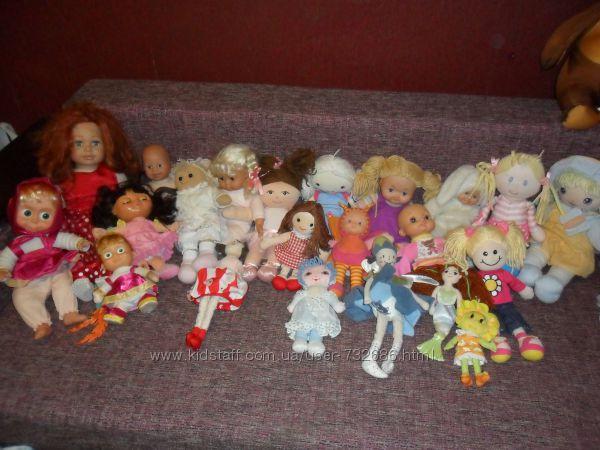 мягкие куклы фирменные