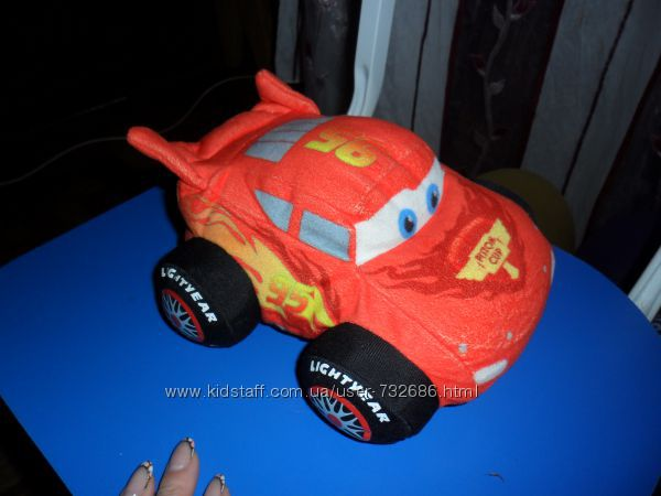 игрушка машинка Тачки Молния Маккуин