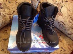 HAMMER Jack ботинки натуральная кожа