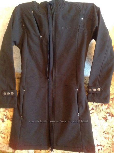 Фирменные nirvana пальто куртка softshell