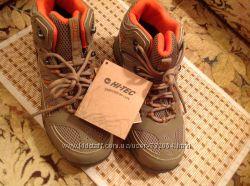HI-TEC оригинал ботинки натуральная кожа