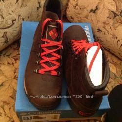Columbia оригинал ботинки натуральная кожа