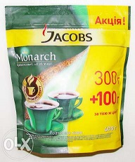 Кофе Jacobs Monarch 400 грамм