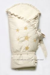 Конверт одеяло зимний для новорожденных