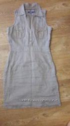 Платье натуральный лен