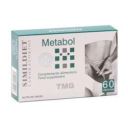 Пищевая добавка для уменьшения аппетита и снижения веса Simildiet Metabol