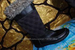 зимние сапоги на девочку timberland 36 размер
