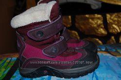 зимние ботинки jack wolfskin 29 размер