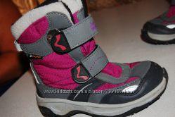 зимние термо ботинки jack wolfskin 27 размер