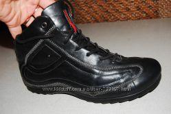 деми ботинки ecco 38 размер