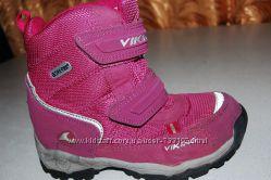 зимние термо ботинки viking 32 размер