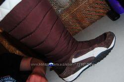 зимние сапоги puma  39 размер