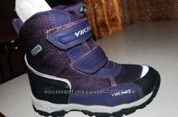 зимние термо ботинки viking 34 размер