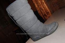 зимние дутики adidas 38 размер