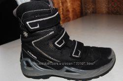зимние ботинки lowa 34 размер