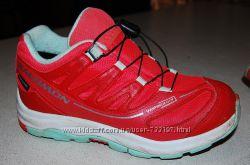 кроссовки на девочку salomon 31 размер