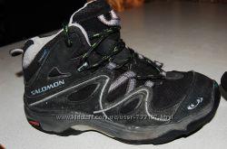 деми ботинки salomon 32 размер