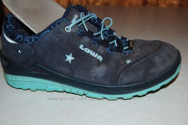 кроссовки lowa gore tex 35 размер