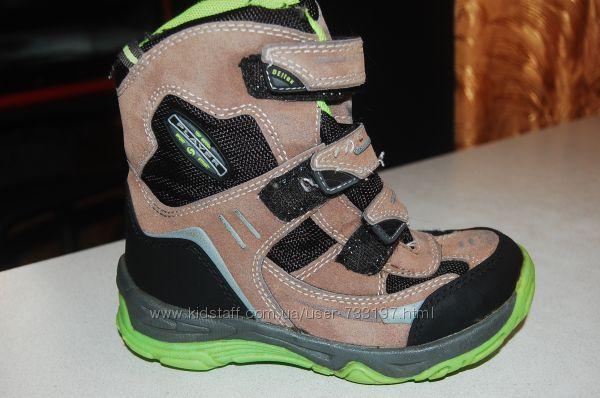 зимние ботинки del tex 29 размер