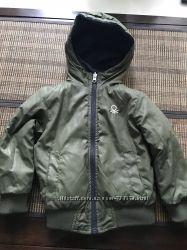 Двусторонняя куртка Benetton