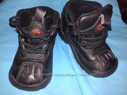 Nike Кожаные ботиночки кроссовки Nike AIG