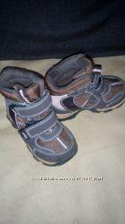 Мембранные термо ботинки  р. 23