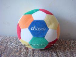 Chicco мягкий музыкальный мячик
