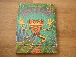 Книга для чтения на англ языке Make a splash новая&92