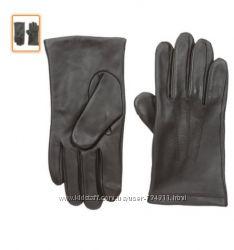 Кожанные перчатки с Touchpoint с тач-скрин технологией, США