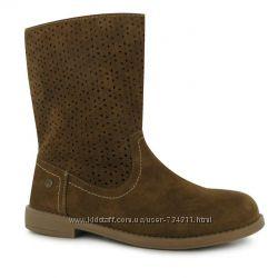 Ботинки Kangol, натур замша, 39 р