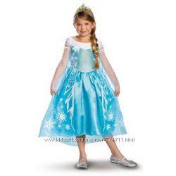 Платье принцессы Эльзы. Дисней.