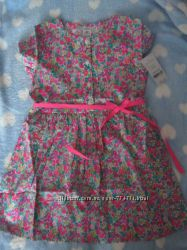 Платье картерс Carters 4т