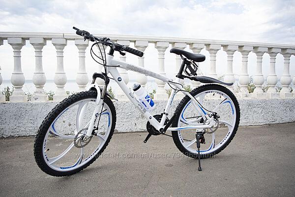 Распродажа Велосипед спортивный, Гарантия 12 м, 24 скорости, вес до 110 кг