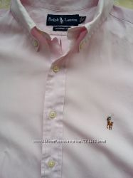 Фирменные рубашки с длинным рукавом фирмы.
