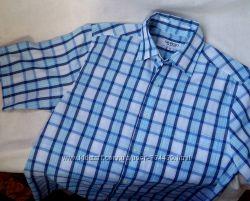 Стильные клетчатые рубашки всех размеров в стиле кэжуал 20ac74b9b1797