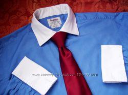 Рубашки стильные известных мировых брендов