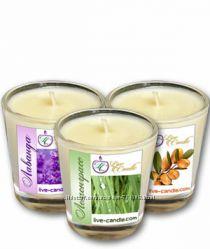 Набор массажных свечей Herbs