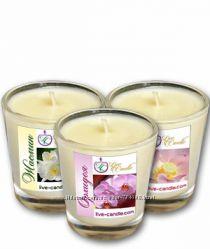 Набор массажных свечей Floral
