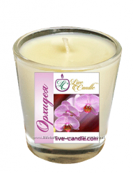 Массажная свеча Орхидея мини 50 мл.