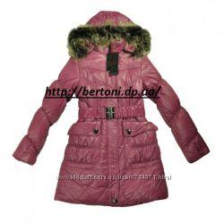 Пальто для девочки Levin Force 1611