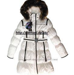 Пальто для девочки Biko Kana 910-1