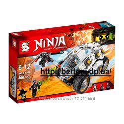 Конструктор Ninjago SY590 Ниндзяго