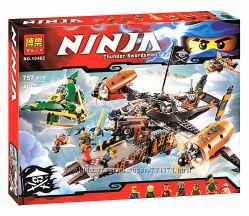 Конструктор BELA Ninjago , Цитадель несчастья . Арт 10462