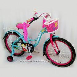 Детский двухколесный велосипед INFANTA-20