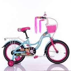 Детский двухколесный велосипед INFANTA-16