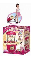 Игрушечная кухня с музыкой и светом 008-27