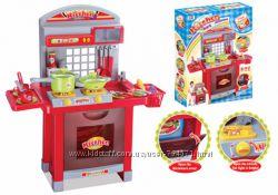 Игрушечная кухня Юная хозяйка 008-55A