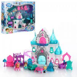Игровой набор Замок принцессы 1206A