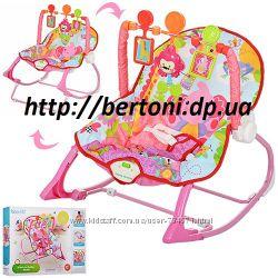 Детский шезлонг-качалка Bambi M 3240