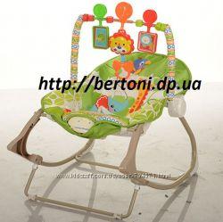 Детский шезлонг-качалка Bambi M 3239